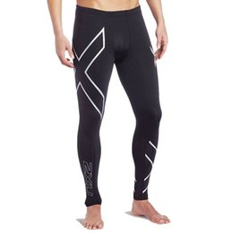 camp pants 2018 - Men's pants Apparel Men's Compression Tights Pants Gym Clothing Trousers Mens Joggers Outdoor Sweatpants with