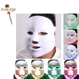 Derma light online shopping - 7 Color Skin Care Skin Rejuvenation PDT LED Light Therapy Mask LED Light Therapy Photodynamics PDT Beauty Machine Derma Roller