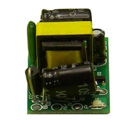 Transformateur abaisseur de convertisseur d'alimentation mâle AC-DC 12V 450mA 5W