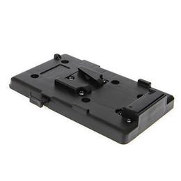 Аккумулятор задняя панель адаптер для Sony V-shoe V-Mount V-Lock аккумулятор внешний