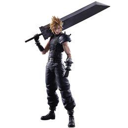 $enCountryForm.capitalKeyWord Australia - LilyToyFirm Hot Final Fantasy VII Variant Cloud Strife Action Figure Play Arts KAI Figure Variable Cloud Strife PVC Figure Toy