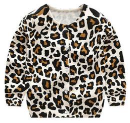 Discount Cardigan Leopard Baby | 2018 Cardigan Leopard Baby on ...