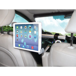 """Tab Car Mount Holder Canada - Universal Car Headrest Backseat Mount Tablet Holder for 7""""-11"""" devices for iPad for Kindle Fire for Samsung Galaxy Tabs"""