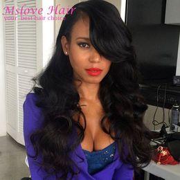 18 Inch Weave Price Canada - Brazilian Body Wave 100% Unprocessed Human Hair Weave Bundles 7A Grade Brazilian Virgin Hair Body Wave Free Shipping Factory Price