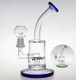 high quality TORO GLASS ART pyrex glass bong oil rig dabs water pipes hookah Inline perk Brand bong smoking pipes glass pipe