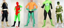 $enCountryForm.capitalKeyWord Canada - 5 Style Sexy Multicolor Lycra Zentai spandex Unisex catsuit S-XXL
