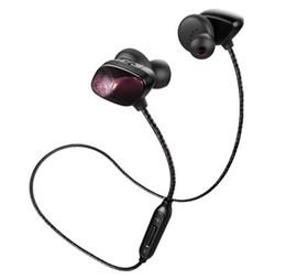 $enCountryForm.capitalKeyWord Canada - Original Macaw T800 Bluetooth4.1 Earphone Sweatproof Sport In Ear Earbud Wireless Earpiece CSR Blutooth Stereo Earphone With Mic