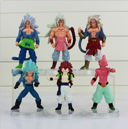 $enCountryForm.capitalKeyWord NZ - Dragon Ball Majin Buu Gotenks Saiyan Son Goku PVC Action Figure Colletable model toy for kids' gift