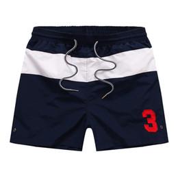 Envío gratis 2018 nueva marca de calidad pantalones cortos de verano hombres surf playa caliente hombres playa pantalones cortos polo hombres board shorts top en venta