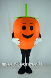 $enCountryForm.capitalKeyWord Canada - NEW hot Halloween Pumpkin Adult Size Mascot Costumes Christmas Halloween party free shippin