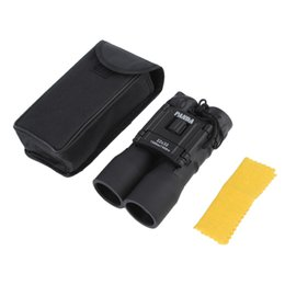 High Zoom Telescope Canada - Wholesale-Folding Day Night 22x32 Binoculars Telescope Zoom High Magnification Night Vision Binoculars for Outdoor Brand New