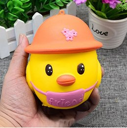 $enCountryForm.capitalKeyWord NZ - hot Jumbo Squishy Penguin Cute Animal Slow Rising Phone Straps Pendant Key Bag Charms Kid Toy Doll Gift Fun