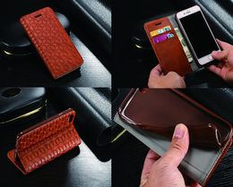 $enCountryForm.capitalKeyWord Canada - Fashion design Diamond leather wallet Case for iPhone 5G 5S 6S 6PLUS with Magnet card slot pouch Case