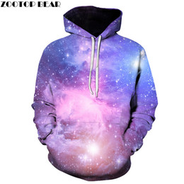 d6c08fa1fdde x201711 Brand Galaxy 3D Hoodies Men Women Sweatshirts Large Hooded Outwear  Printed Fashion Jackets Hooded Tracksuits Male ZOOTOP BEAR