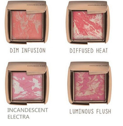 Hourglass Makeup Canada - 2016 NEW Arrival HOURGLASS Makeup Face Blush Ambient Lighting Powder Natural Blusher Palette Long-lasting Cosmetic Blushes