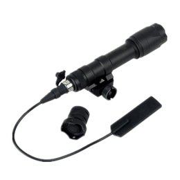 highest output flashlight NZ - Marking M600C Dual Output Flashlight Tacitical LED light Outdoor Night Torch Black Sand