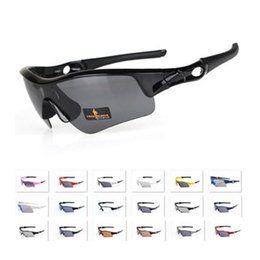 Wholesale 2016 New Arrival Bicycle Brand Pitch Sunglasses Men Women Cycling Black Multi Frame Lens OK Sports Bike Sun Glass