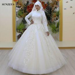 Discount Modern Muslim Women Wedding Dresses Modern Muslim