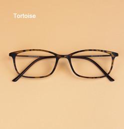 08ab7120b91 Wholesale- Ultra-thin Korean Men Vintage Titanium Tungsten Small Square  Glasses Frame Women Myopia Prescription Eyeglasses