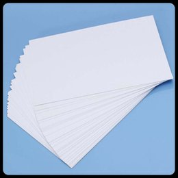 Photo Paper Printing Canada - 100 Sheet  Lot High Glossy 4R Photo Paper For Inkjet Printer Photographic Quality Colorful Graphics Output Album covers ID photo
