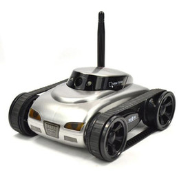 Chinese  RC Tank 777-270 Wifi Spy Camera Toys FPV 30w Pixels Deformable Camera Support Video For IOS Phone Android in retail gift box manufacturers