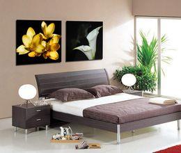 $enCountryForm.capitalKeyWord Canada - Giclee Print Canvas Floral Wall Art Contemporary Flower Painting Home Decor Set20201
