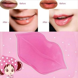 Barato Anti Lábio Gel De Envelhecimento-PILATEN Authorized Collagen Crystal Lips Máscara Hidratante Anti-envelhecimento Anti-Rugas Lip Care Gel Full Lips Lip Enhancer gift invalid refund