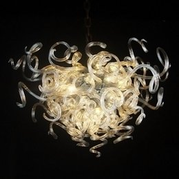 Art glass chandelier arm online art glass chandelier arm for sale led source 100 hand blown borosilicate glass dale chihuly murano art cute crystal chandelier glass arms aloadofball Images