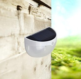 $enCountryForm.capitalKeyWord Canada - Solar Panel 6 LED Fence Gutter Light LED Solar PIR Sensor Light Outdoor Garden Wall Lobby Pathway Yard Stair sensor light