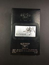 Новый Creed aventus духи для мужчин одеколон 120 мл с длительным временем хороший запах высокое качество аромат capactity + Бесплатная доставка SG