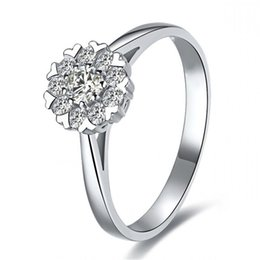 $enCountryForm.capitalKeyWord Canada - 925 silver 1 ct cushion cut simulated diamond halo engagement rings for women jewelry,14k white gold plated Wedding ring