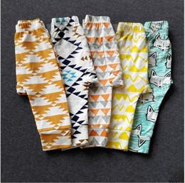 $enCountryForm.capitalKeyWord Canada - Kids Leggings Ins Fox Batman Trousers Cotton Cartoon Tights Animal Print Pencil Pants Fashion PP Pants Tent Geometric Leisure Pants A885 12