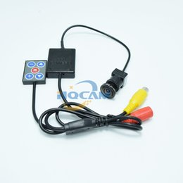 $enCountryForm.capitalKeyWord UK - Mini 1 3 SONY Color CCD Camera NVP2090 with Separated camera 140 degrees fisheye wide-angle lens Support the OSD menu control