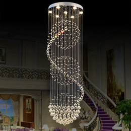 Discount Hanging Lights For Stairs | 2017 Led Hanging Lights For ...