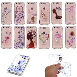 Bling Cases For Iphone5 Canada - High-Heel Shoe Butterfly Girl For Iphone5 6 5.5 Soft TPU Bling Diamond Cover Case Call flash Case for A510 J120 J1 2016
