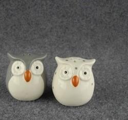$enCountryForm.capitalKeyWord NZ - Mini Jar Kitchen Things European Style Ceramics Owl Seasoning Pot Wedding Gift Evening Party Small Gifts 4hl C R