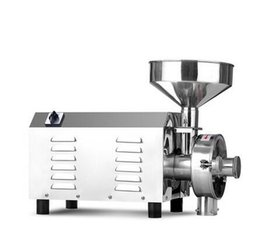 Spice and Chinese Herb Grinder, Zucchero Peppe Mill, Soia Grain Food Grinding Machine, ACCIAIO INOSSIDABILE 1.1KW