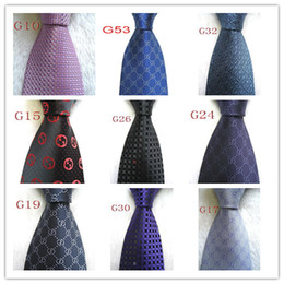 Silver neck tie online shopping - High quality Men Classic Ties Silk Jacquard Woven Handmade Men s Tie Necktie for Men Wedding Casual and Business Neck ties