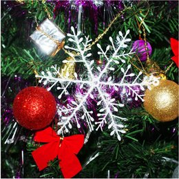 $enCountryForm.capitalKeyWord Canada - Christmas Decorations Soft Plastic White Snowflake Christmas Tree Ornaments 3 Pcs A Lot Snowflakes New Year Festival Decoration