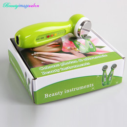 $enCountryForm.capitalKeyWord Canada - Green Color 1Mhz Ultrasonic Ultrasound Body Slimming Facial Lifting Skin Rejuvenation Anti-aging Wrinkle Removal Face Massage Machine