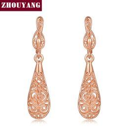 Rose Gold Color Chandelier Earrings Online | Rose Gold Color ...