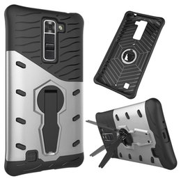 Discount lg g4 armor - For LG K10 K7 Moto G4 plus   play New Slim Hybrid Armor Case PC+TPU Hard Cover Motorola z droid Honor P8 Lite SCA201