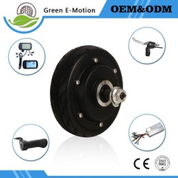 electric wheels kit NZ - innovative 5 inch small wheel 24V 36V 200W 250W electric hub motor kit for foldable electric scooter