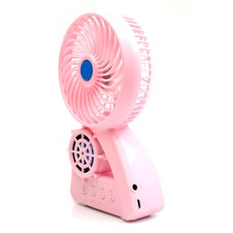 $enCountryForm.capitalKeyWord UK - C26 Portable Wireless Bluetooth Speaker 3 Mode Desk Fan 18650 Rechargeable Battery Inside TF Card Support with friee shipping