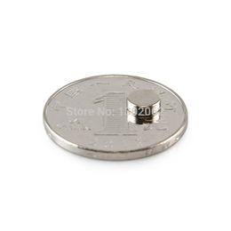 $enCountryForm.capitalKeyWord Australia - Wholesale - In Stock 100pcs Strong Round NdFeB Magnets Dia 6x2mm N35 Rare Earth Neodymium Permanent Craft DIY Magnet Free shipping