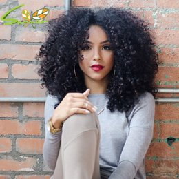 $enCountryForm.capitalKeyWord Canada - Full Lace Human Hair Wigs For Black Women Virgin Brazilian Kinky Curly Wig Glueless Lace Front Human Hair Wigs Natural Hair Wigs