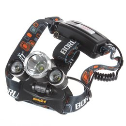 $enCountryForm.capitalKeyWord NZ - Low-cost short 5000LM JR-3000 3X CREE XML T6 LED Headlamp Headlight 4 Mode Head Lamp + AC Charger for bicycle bike light outdoor Sport