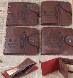 $enCountryForm.capitalKeyWord NZ - Free shipping Popular style bailini brand vintage hunter print purse leather men wallet with 7 card slots Wholesale