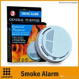 $enCountryForm.capitalKeyWord Australia - High Sensitivity Stable Photoelectric Smoke Alarm Fire Smoke Detector Sensor Home Security System for Home Free Shipping
