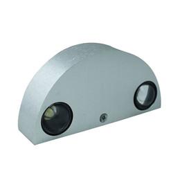 $enCountryForm.capitalKeyWord UK - Modern Aluminum High Power 3W Up Down LED Wall Sconce Light Wall Lamp Spot Light Decor Fixture Hall Porch Bulb Light Lamp